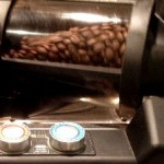 The Coffee Roast at Second Crack