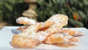 Crostoli-Italian-cookies