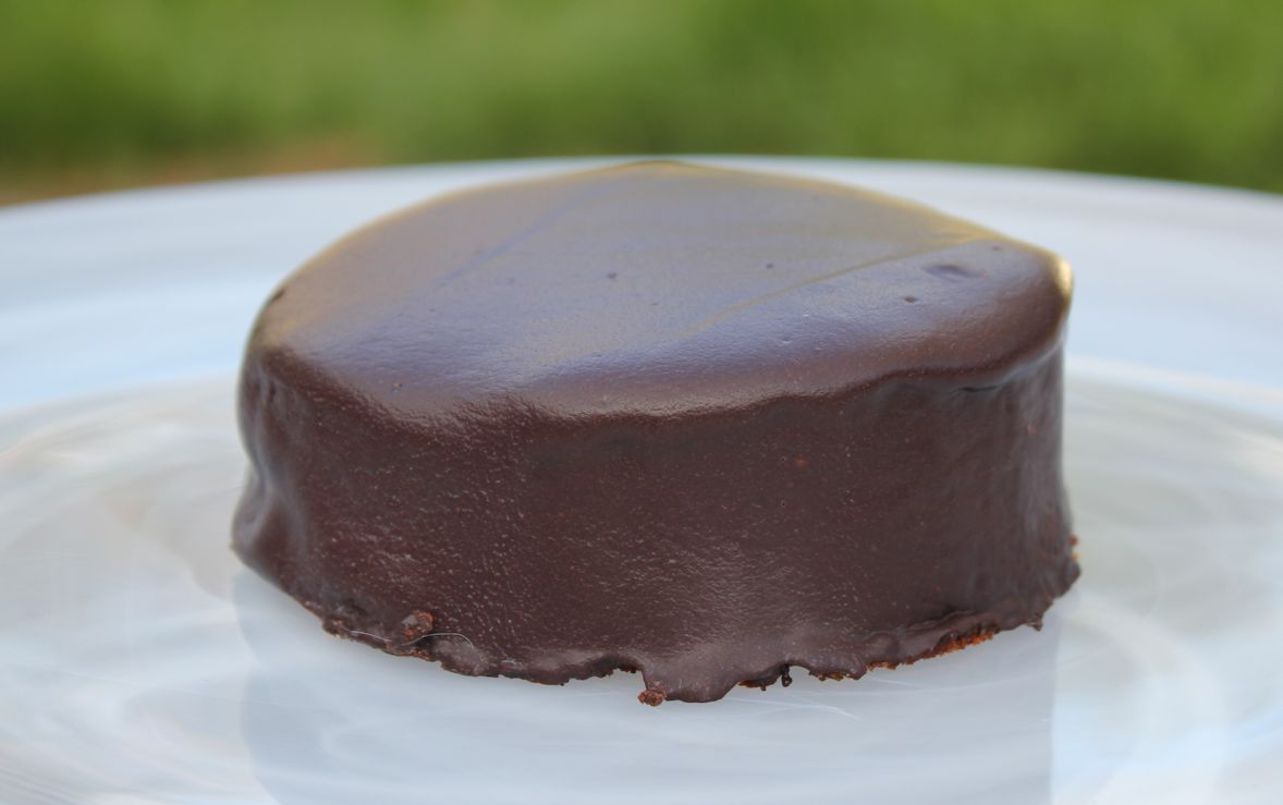 Chocolate Ganache - Orange Cake